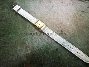 リザード時計ベルト8