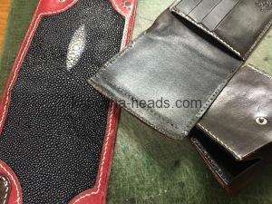 エイの財布の修理3