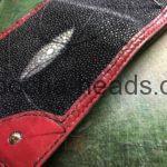 エイの財布の修理8