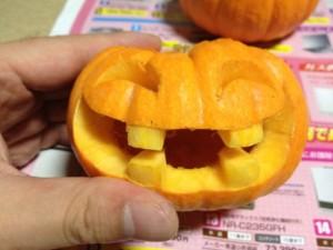 かぼちゃモンスター1