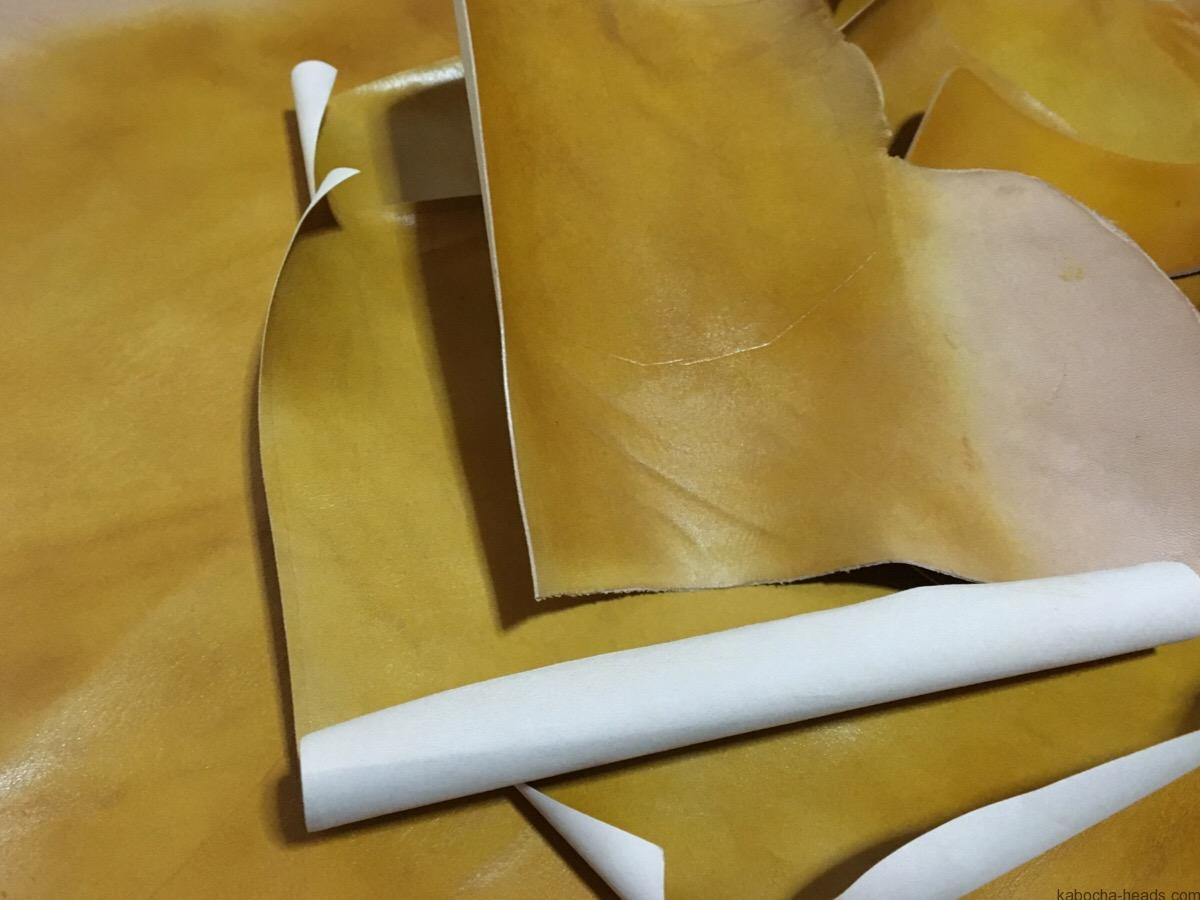 黄色い財布1