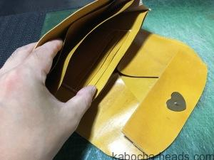 黄色婦人財布06