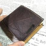 ヌメ以外の財布1