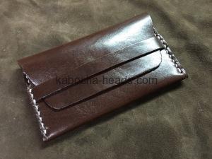 馬革カードケース
