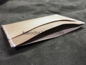 シンプル横型カードケース1