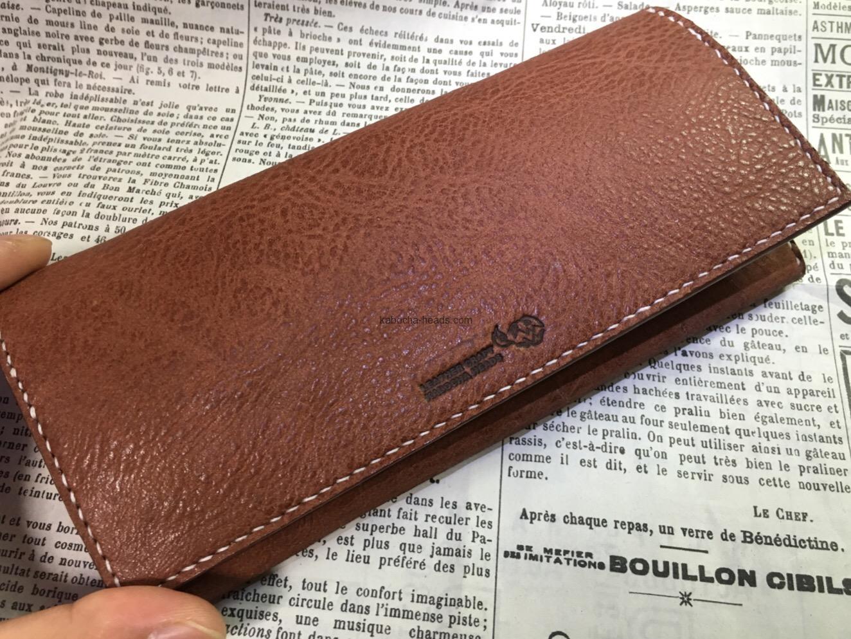 紳士長財布1