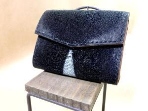 極小ミニマム財布-エイ