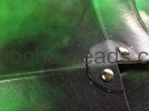 ゴシックグリーンのミニトランク5