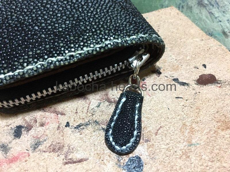 エイの財布修理5