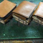 三つ折りミニ財布3パターン16