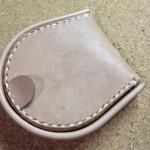 馬蹄型小銭入れ完成版