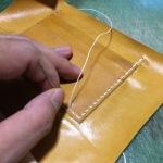 黄色婦人財布03
